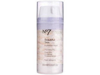 skinNo7 Beautiful Skin Hydration Mask Dry/Very dry - Peeling? till lågt pris