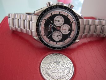 Omega Speedmaster Michael Schumacher Legend Collection OBS! 42 mm.