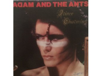 ADAM AND THE ANTS PRINCE CHARMING/CHRISTIAN D'OR NEW WAVESAMLING!