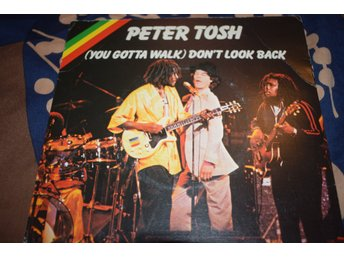 Peter Tosh    Don´t look back / Soon come