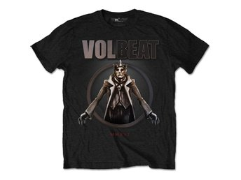 Volbeat_King Of The Beast T-Shirt Medium