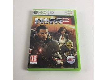 XBOX, Spel, mass effect 2