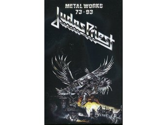 Judas Priest -Metal works 1973-1993 ORIGINAL vhs edition