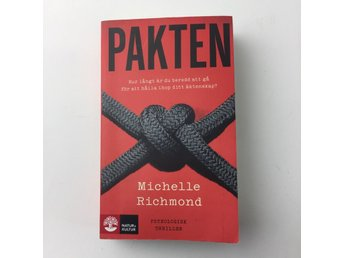 Bok, Pakten, Michelle Richmond, Pocket, ISBN: 9789127154759, 2018