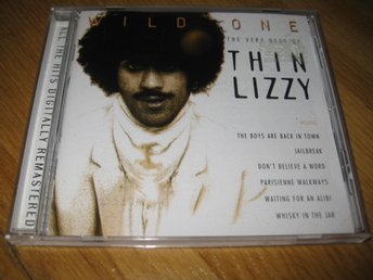 THIN LIZZY - Wild one/The very best of Thin Lizzy CD 1996
