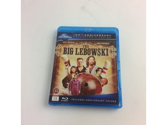 The Big Lebowski, Film, Blu-ray, Komedi