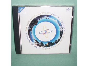 BARCLAY JAMES HARVEST - Ring of changes , CD ,
