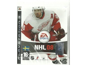 NHL 08  (INPLASTAT PS3 SPEL)
