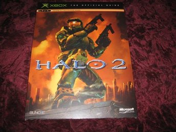 HALO 2 THE OFFICIAL GUIDE XBOX (MICROSOFT) NY INPLASTAD