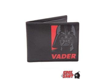 Star Wars Darth Vader Plånbok Svart (258806317) ᐈ SpelochSånt på ... 5f51506e4c464