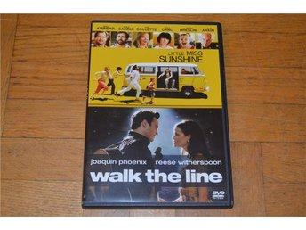 Little Miss Sunshine / Walk The Line 2-Disc DVD - Töre - Little Miss Sunshine / Walk The Line 2-Disc DVD - Töre