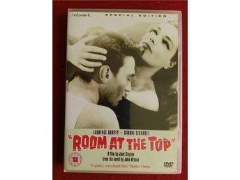 ROOM AT THE TOP av Jack Clayton med Laurence Harvey och Simone Signoret - Göteborg - ROOM AT THE TOP av Jack Clayton med Laurence Harvey och Simone Signoret - Göteborg