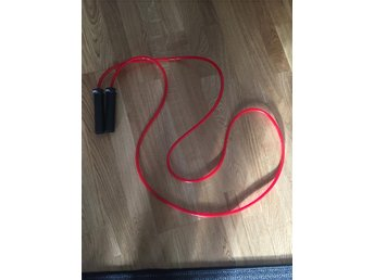 Heavy Weighted Jump Rope Hopprep, 340 g, red LifeLine