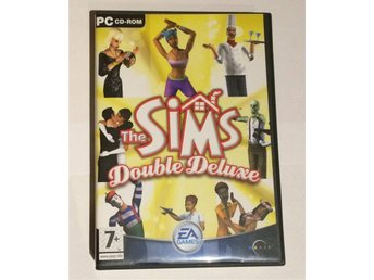 The Sims Double Deluxe PC-spel