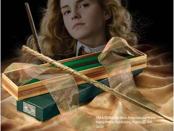 Harry Potter Trollstav Hermione