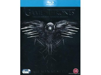 Game of Thrones - Säsong 4 (4-disc) (Blu-ray)