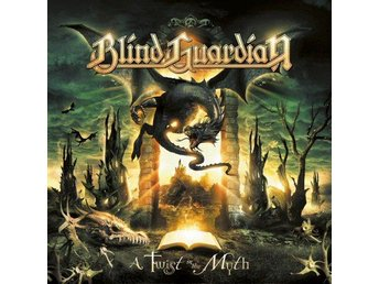 Blind Guardian -A twist in the myth digi w/bonus cd 2006
