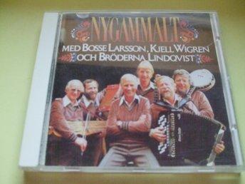 Nygammalt Med Bosse Larsson, Kjell Wigren & Bröderna Lindqvist - 1979/1991 - CD - Odensbacken - Nygammalt Med Bosse Larsson, Kjell Wigren & Bröderna Lindqvist - 1979/1991 - CD - Odensbacken