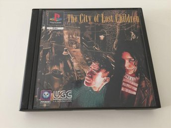 The City Of Lost Children | komplett | Playstation PS1 PSone