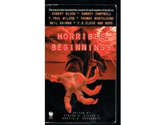 Horrible beginnings (På engelska)