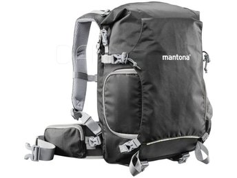 mantona ElementsPro 30 Outdoor Camera Backpack black
