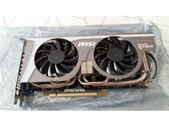 MSI GeForce N460GTX Hawk 1 GB