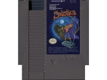 NES - Solstice (USA) (Beg)