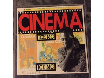"ICE Mc - CINEMA. (12"")"