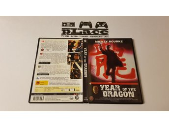 Year The Dragon DVD