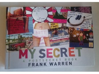 My Secret - A Postsecret book - Frank Warren