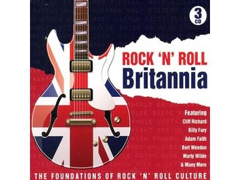 Rock'n'Roll Britannia (3 CD)