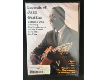 Legends of Jazz Guitar