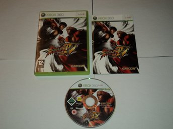 Xbox 360 Streetfighter IV 4