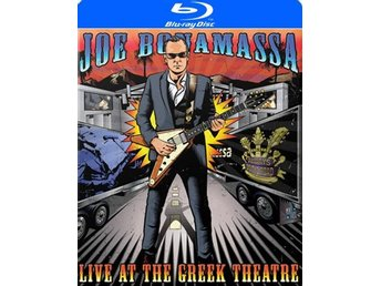 Bonamassa Joe: Live at the Greek Theatre 2015 (Blu-ray)