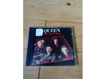 Cd hårdrock, queen greatest hits