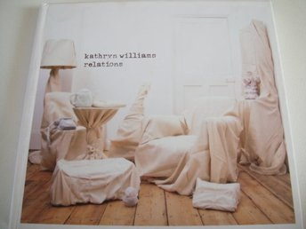 KATHRYN WILLIAMS Relations CD DIGIBOOK SIGNERAD AUTOGRAF NIRVANA