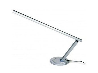 Professional Table Lamp - Silver