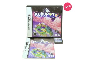 Kurupoto: Cool Cool Stars (USA / DS)