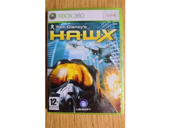 XBOX 360 - Tom Clancy's HAWX