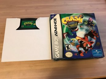 Gameboy Advance, Crash Bandicoot 2 N-tranced