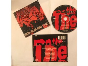 THE THE - Dusk CD alternative indie