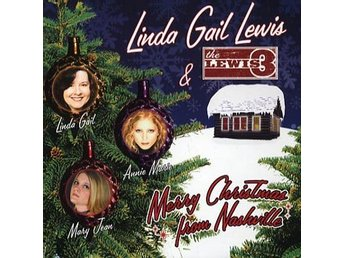 Lewis Linda Gail: Merry Christmas from Nashville (CD)