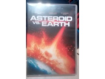 DVD Asteroid vs earth