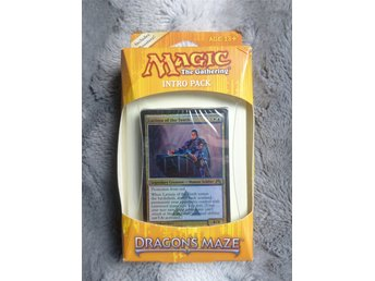 Dragons maze intro pack - azorius authority ~MTG~magic the gathering~