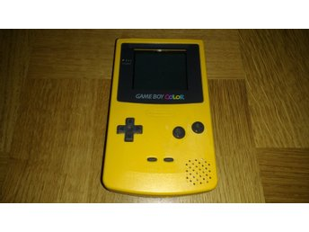 Gameboy Game Boy Color Colour