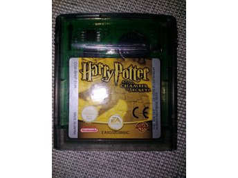Harry Potter and the Chamber of Secrets Kassett game boy color
