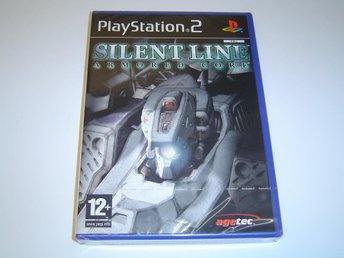 Armored Core Silent Line Sony Playstation 2 PS2 *NYTT*