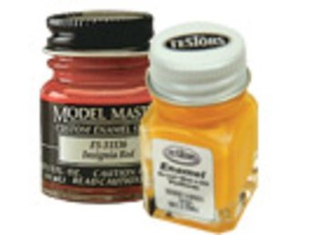 Model Master Enamel 1755 : Africa mustard - Lund - Model Master Enamel 1755 : Africa mustard - Lund