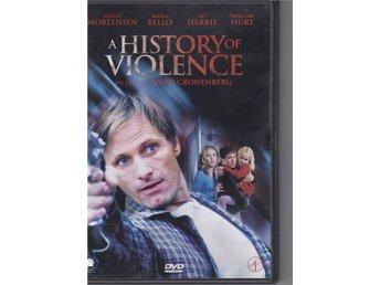 A History of violence - Viggo Mortensen, Maria Bello, Ed Harris, William Hurt - Linköping - A History of violence - Viggo Mortensen, Maria Bello, Ed Harris, William Hurt - Linköping