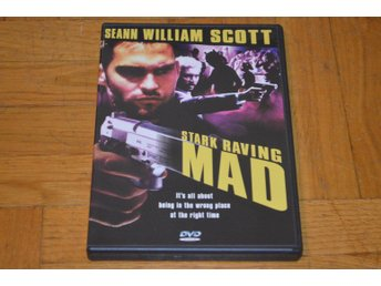 Stark Raving Mad ( Seann William Scott ) DVD